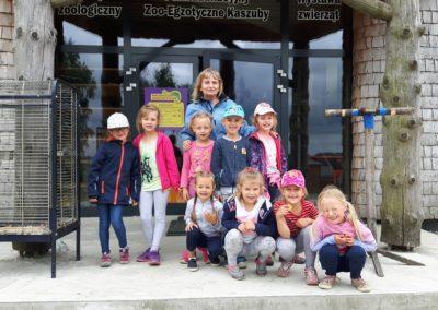 Wycieczka do Zoo-Egzotycznego w Tuchlinie – 12.06.2018