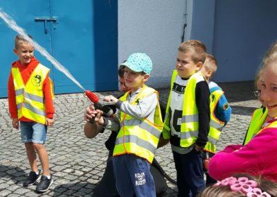 Wycieczka do Komendy Miejskiej Straży Pożarnej w Gdyni – 18.06.2018