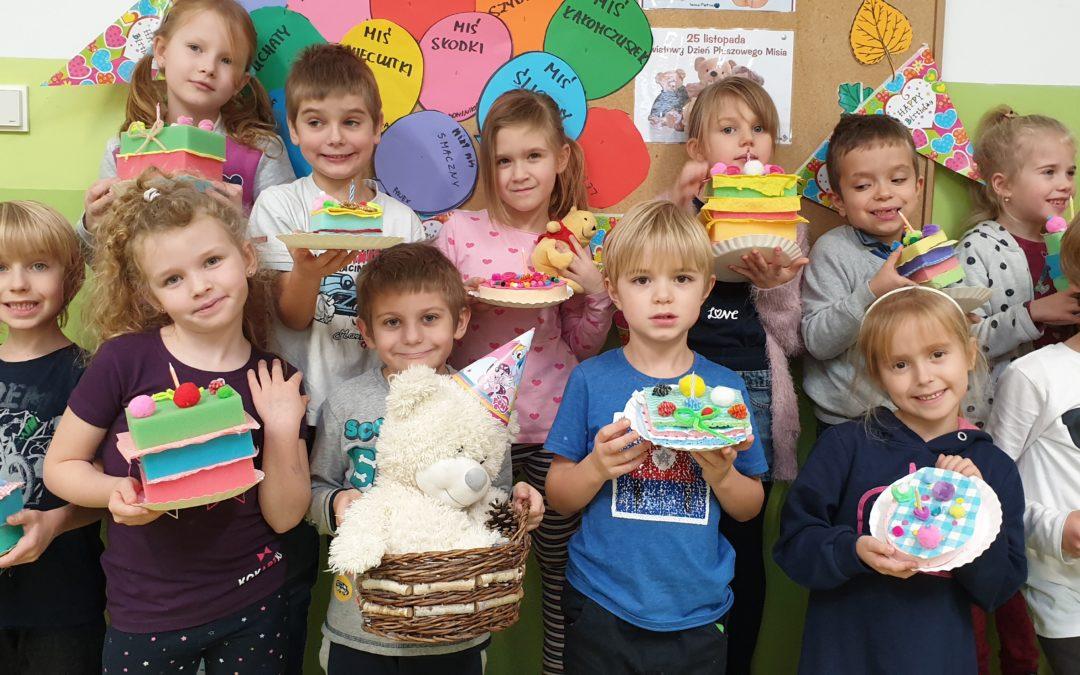 Świętujemy urodziny Misia