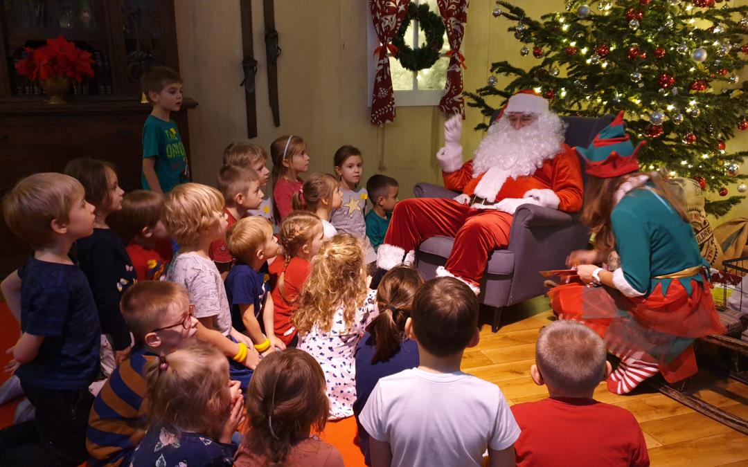 Wizyta w Fabryce Elfów