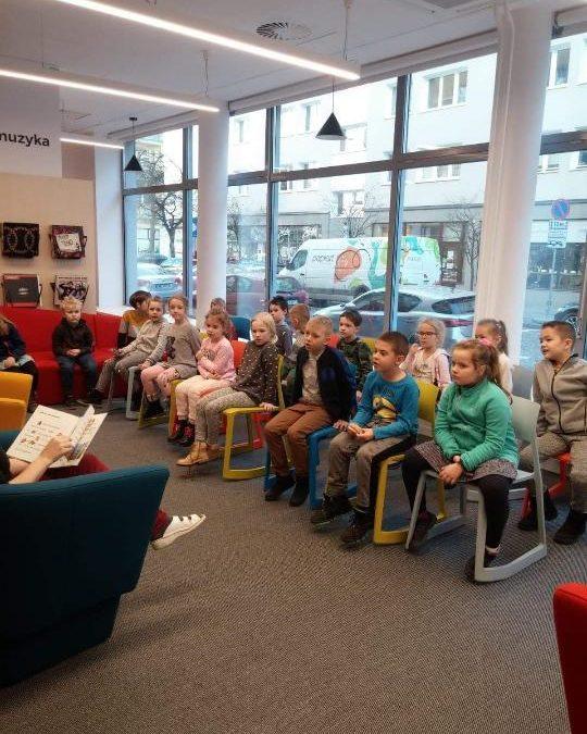 Wizyta w Bibliotece Śródmieście