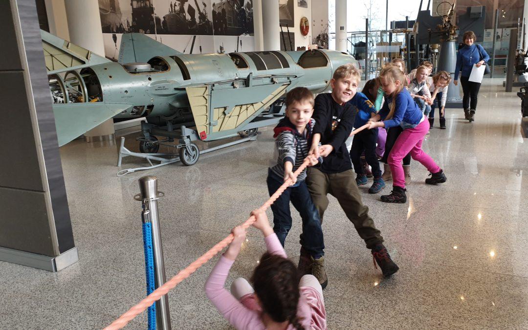 Ferie Zimowe – Muzeum Marynarki Wojennej