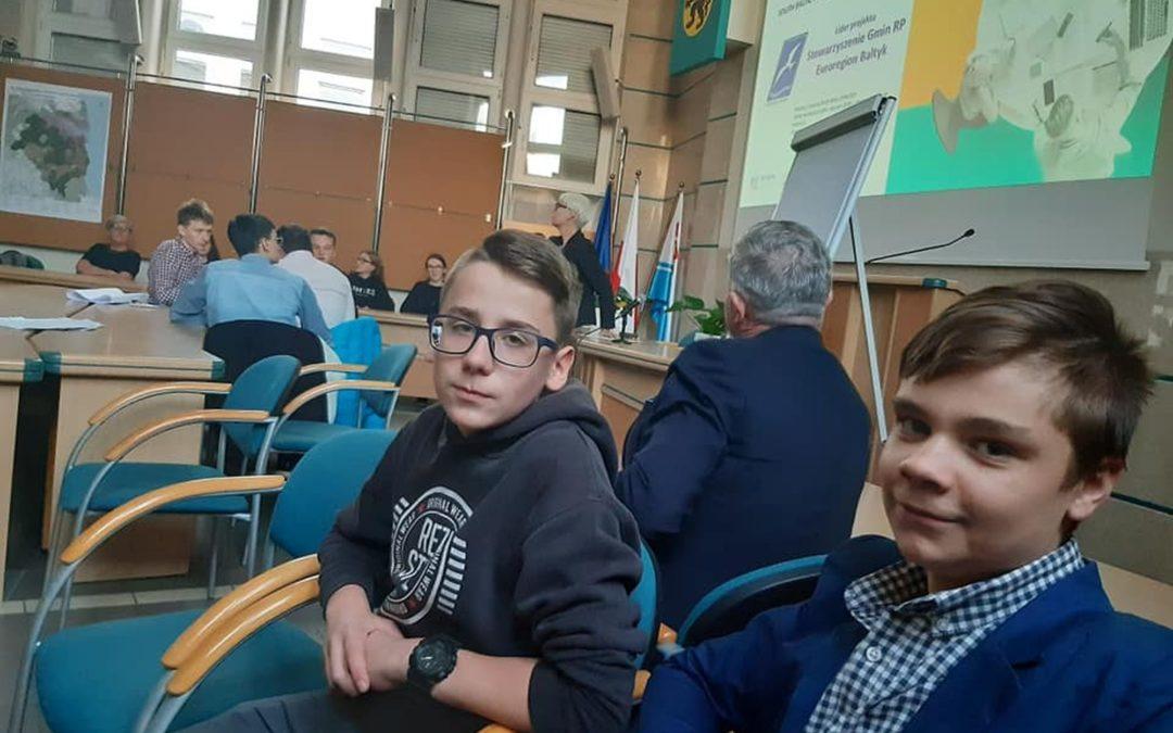 Dyskusja Samorządów w Urzędzie Miasta Gdynia