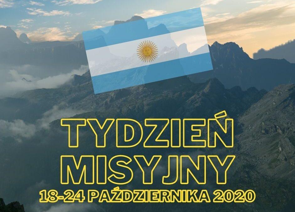 TYDZIEŃ MISYJNY 2020
