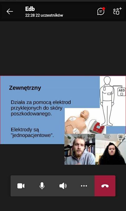 """Projekt ,,Ratowanie na Spontanie"""" Oddziału Gdańsk Międzynarodowego Stowarzyszenia Studentów Medycyny IFMSA-Poland"""""""