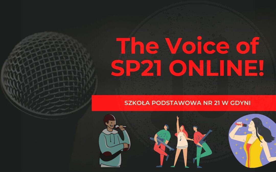THE VOICE OF SP21 ONLINE | PODZIĘKOWANIA I WYNIKI!