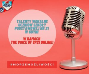 WYSTĘPY THE VOICE OF SP21 ONLINE!