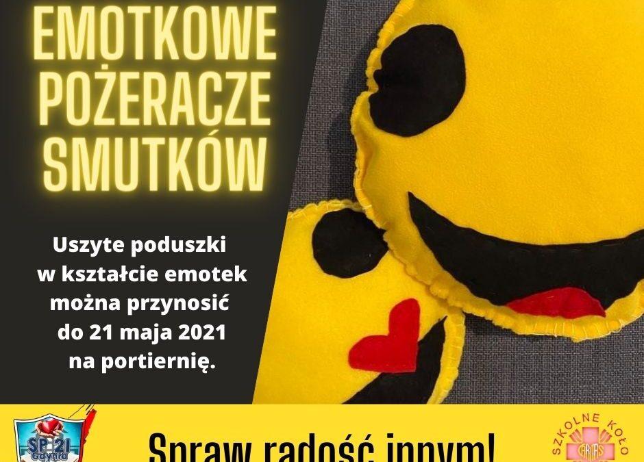 EMOTKOWE POŻERACZE SMUTKÓW!