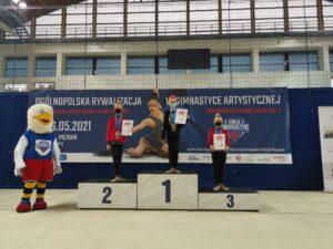 Kolejne sukcesy naszych gimnastyczek!