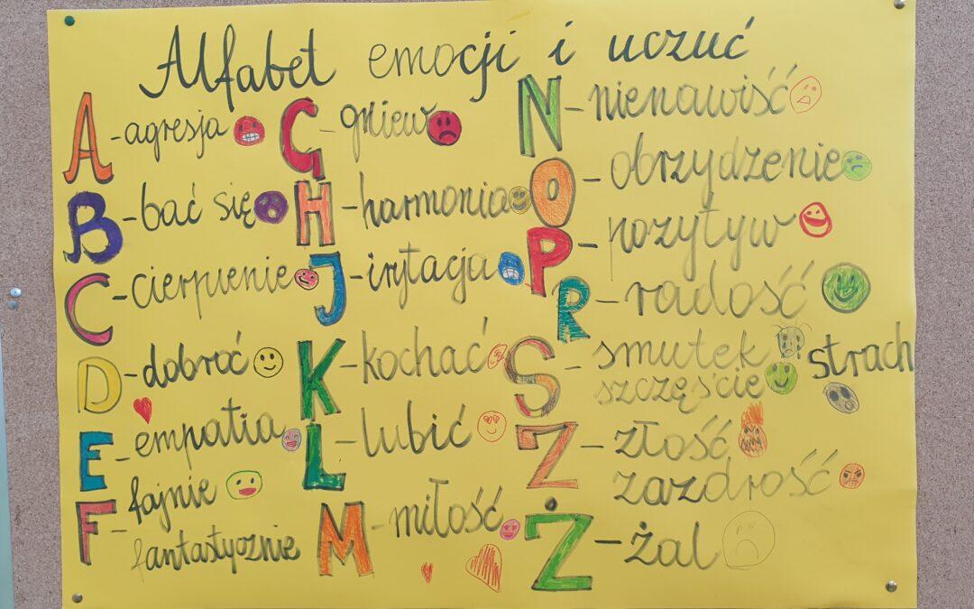 Alfabet emocji 1A