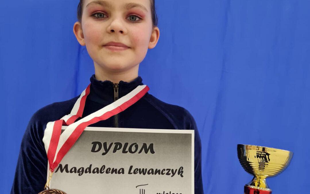 Sukces naszej gimnastyczki!