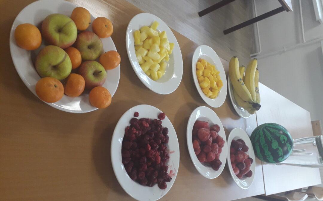 Kolejne warsztaty kulinarne za nami:)