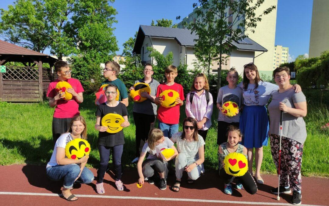 Spotkanie w SOSW nr 1 w Gdyni! – Emotkowe Pożeracze Smutków
