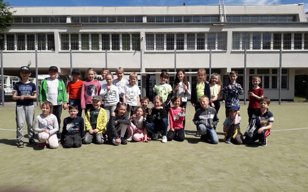 Dzień Dziecka w świetlicy szkolnej:)