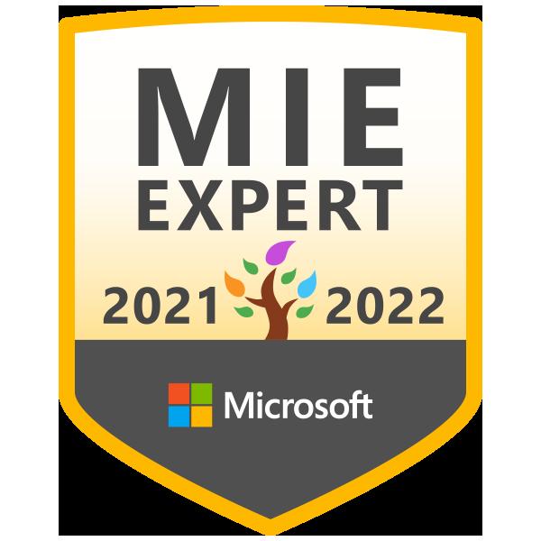 Nasi nauczyciele w gronie Microsoft Innovative Educator Expert