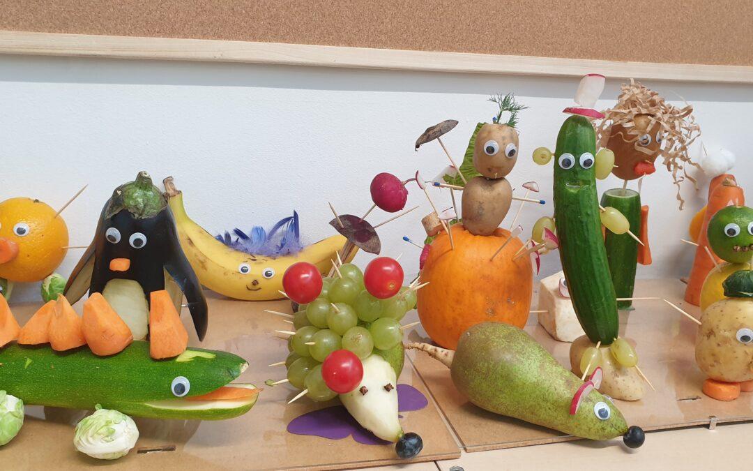 Owocowo-warzywne stworki 2A